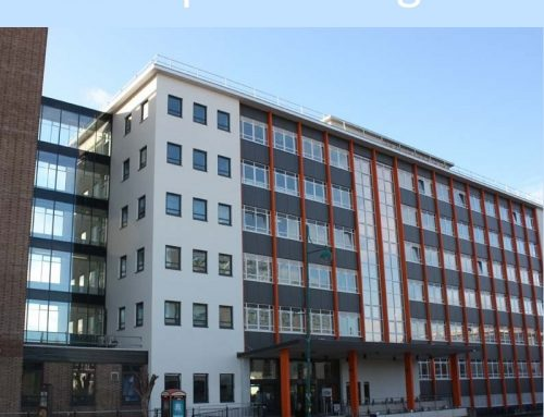 Integriti improves security and access control for a large college in Stockport