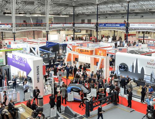 Inner Range showcase at International Security Expo